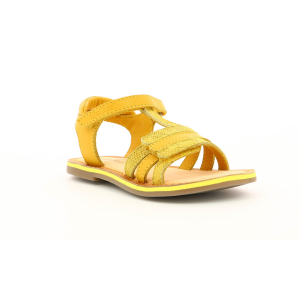 Kickers DIAMANTO YELLOW SNAKE