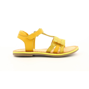 Kickers DIAMANTO JAUNE SERPENT