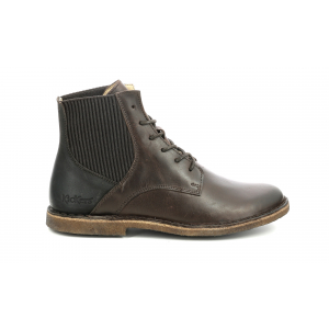 Kickers TITI DARK BROWN