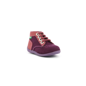 Kickers BONZIP-2 LIGHT PURPLE