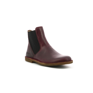 Kickers TINTO DARK BURGHUNDY