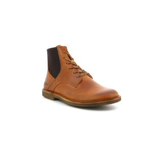 Kickers TITI ORANGE CAMEL