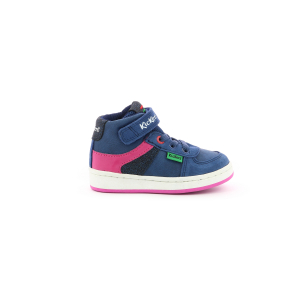 Kickers BILBON BB MID DARK NAVY