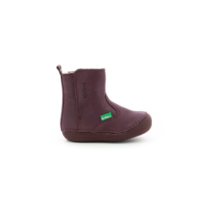 Kickers SOCOOL CHO DARK PURPLE