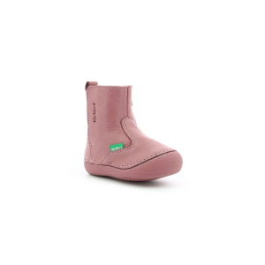 Kickers SOCOOL FOURRE ROSE CLAIR