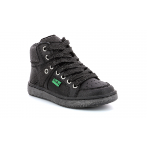 Kickers LOWELL BRIGHT BLACK