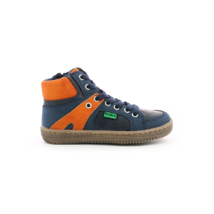 Kickers LOWELL MARINE ORANGE