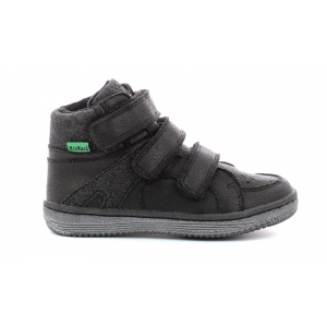 Kickers LOHAN BRIGHT BLACK