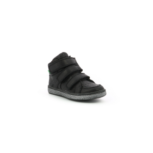 Kickers LOHAN NOIR BRILLANT