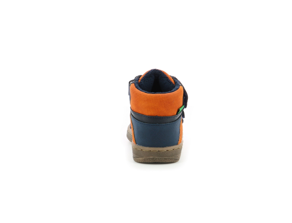 LOHAN NAVY ORANGE