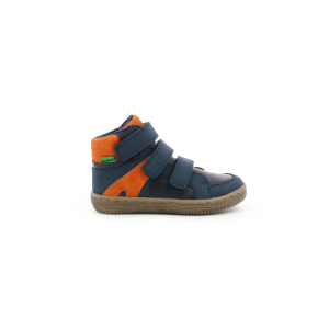 Kickers LOHAN NAVY ORANGE