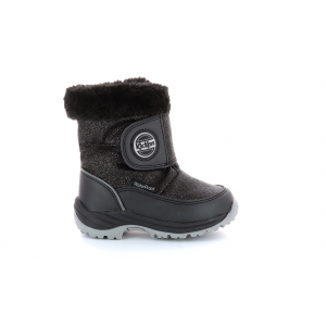 Kickers JUMPSNOW WPF BRIGHT BLACK