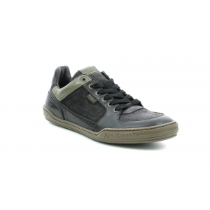 Kickers JUNGLE BLACK