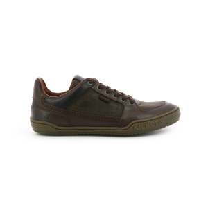 Kickers JUNGLE DARK BROWN
