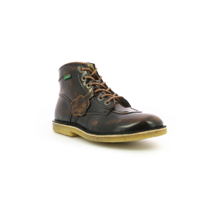Kickers KICK LEGEND CAMEL NOIR