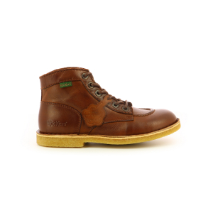 Kickers KICK LEGEND MARRON FEMME