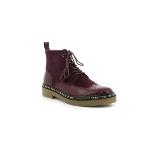 Kickers OXANYHIGH BORDEAUX