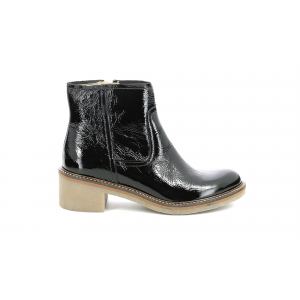 Kickers OXYBOOT BLACK PATENT