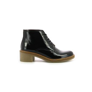 Kickers OXYGENION BLACK PATENT