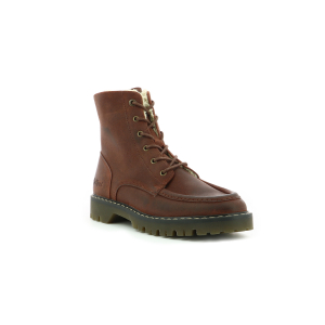 Kickers DECKBOOT MARRON