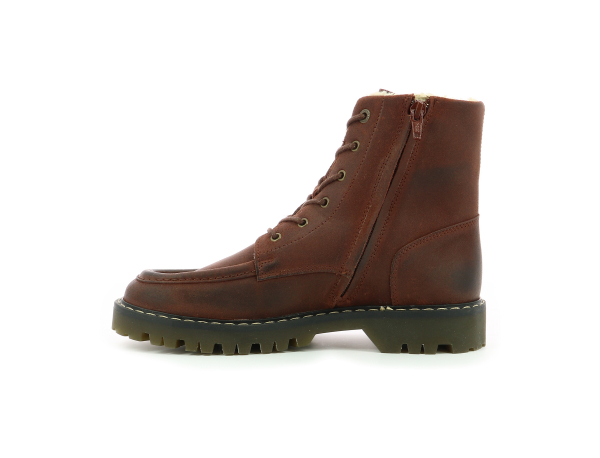 DECKBOOT MARRON