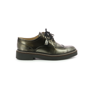 Kickers OXANYBY SILVER BLACK