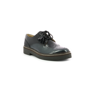 Kickers OXANYBY BLACK SILVER