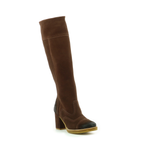 Kickers KICK-REVEL DARK BROWN