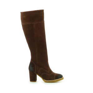 Kickers KICK-REVEL MARRON FONCE