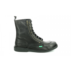 Kickers KICKSTONERY ZIP BLACK
