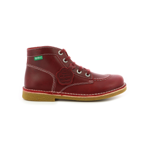 Kickers LEGENDIKNEW DARK RED