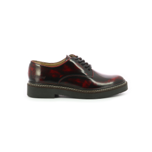 Kickers OXFORK ROUGE NOIR