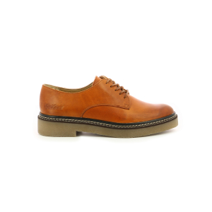 Kickers OXFORK CAMEL ORANGE