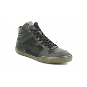Kickers JUNGLEHIGH BLACK