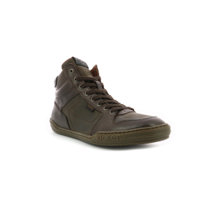 Kickers JUNGLEHIGH DARK BROWN