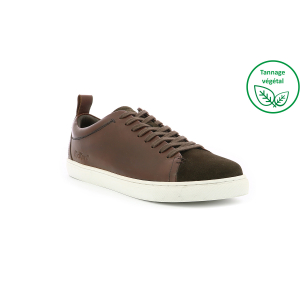 Kickers ECOLY MARRON FONCE