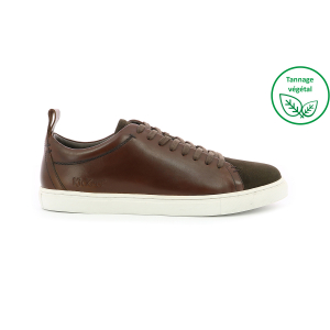 Kickers ECOLY DARK BROWN