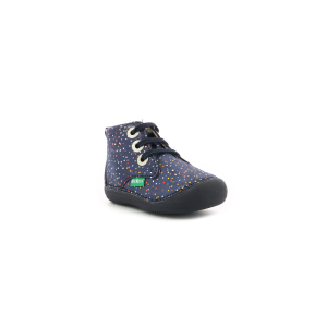 Kickers SONIZA NAVY DOTS MULTICO