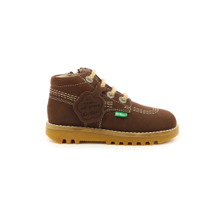 Kickers NEWRALLYZ DARK BROWN