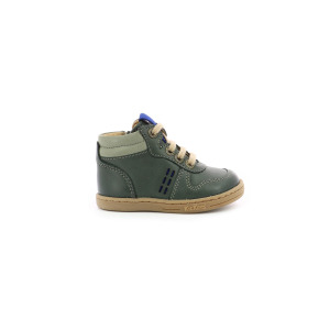 Kickers TACKFLO KHAKI GREY BLUE
