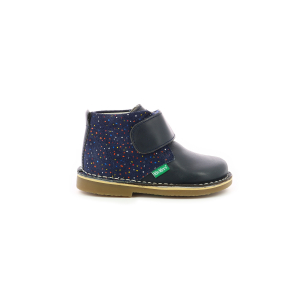 Kickers TYPTOP DARK NAVY DOTS MULTICO