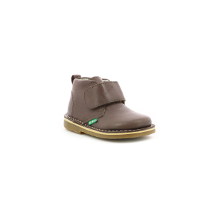 Kickers TYPTOP DARK BROWN