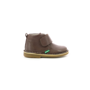 Kickers TYPTOP MARRON FONCE