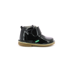 Kickers TYPTOP BLACK PATENT