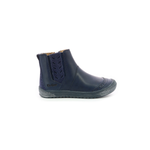 Kickers BELKY METALLISED NAVY