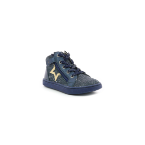 Kickers LILUSTAR MARINE METALLISE