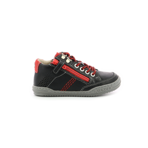 Kickers JOULA BLACK RED