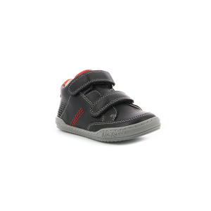 Kickers JOUVO BLACK RED