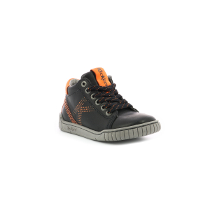 Kickers WINAXO BLACK ORANGE