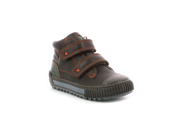 PIRLCRO DARK BROWN KHAKI
